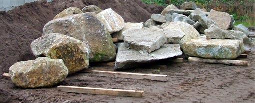 bruno krauss collection findlinge und bruchsteine aus granit f r den zengarten. Black Bedroom Furniture Sets. Home Design Ideas
